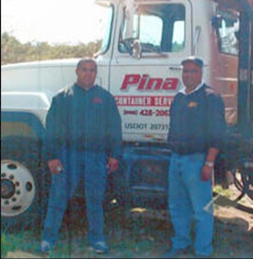 David Pina Jr. (left) 